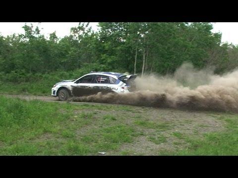 STPR 2013 - Stage 1 - Susquehannock Trail Performance Rally