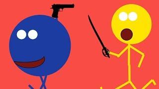 FUSKAR WHIPPIT? | Stick Fight