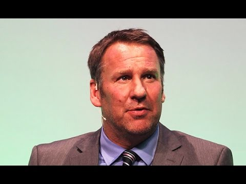 Paul Merson Tells Hilarious Story Of His Penalty In A World Cup Shootout   England v Argentina