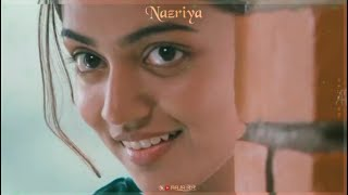 Nazriya whatsapp status 😻   theivame intha ponne kannula yan song Nazriya ft