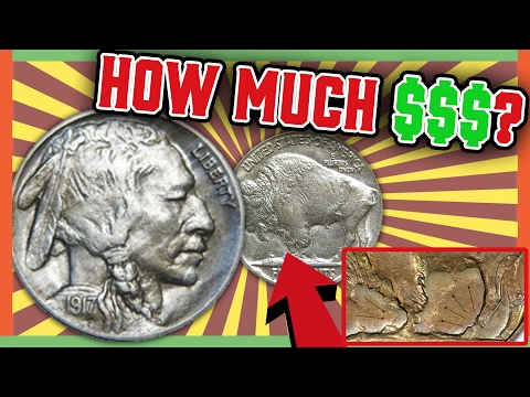 RARE BUFFALO NICKELS WORTH MONEY - COIN HUNTING TIPS!!