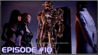 Mass Effect 2 - Stolen Memory, The Break In - Kasumi Goto DLC - Episode 10