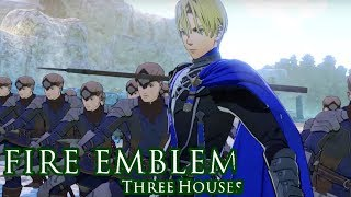 Fire Emblem Three Houses - REACTION and Quick Thoughts.