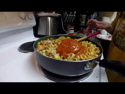 How to make a good pasta without sauce tomato soup into