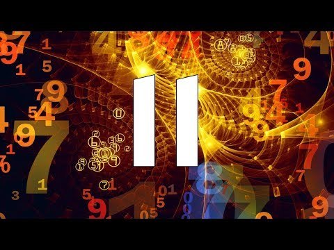 ⑪ Numerology Number 11. Secrets of your Birthday