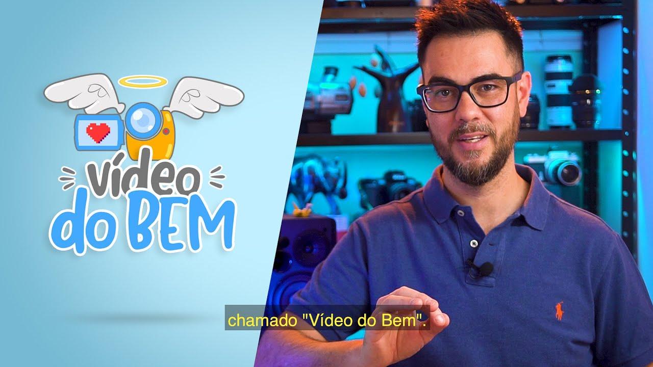 VAMOS ESPALHAR ESSE VÍDEO DO BEM!