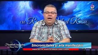 FRONTIERELE CUNOASTERII cu Risvan Vlad Rusu 2019 06 17 - Sincronicitatea si arta manifestarii