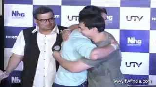 Heropanti TRAILER LAUNCH: Aamir Khan