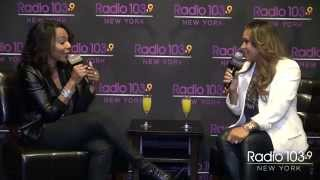 Tamia Interview with Radio 103.9 New York thumbnail