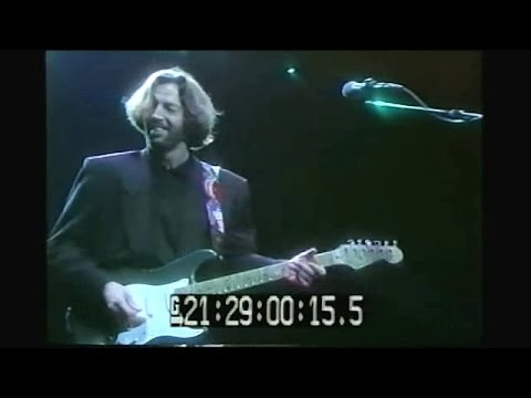 Eric Clapton - Lay Down Sally - RAH 1990 Jan 24