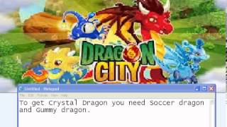 Dragon City how to get Legendary,Crystal,Wind and Mirror Dragon!! [Ep 2]
