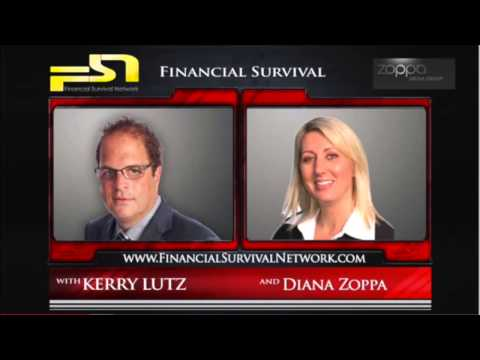 Diana Zoppa--Catching Up About Safe Deposit Boxes, Politics And Saving Money 04.Apr.13