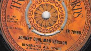 johnny cool man - THE MAYTALS.