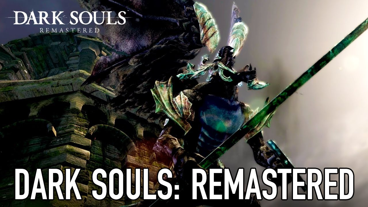 Dark Souls will be de-listed on May 9, replaced by Dark
