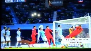 סלטה ויגו נגד ברצלונה 1 - 0 la liga  ליגה ספרדית