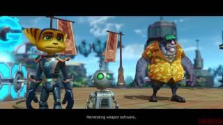 Ratchet & Clank - PS4 100% - Part 10 - Planet Pokitaru