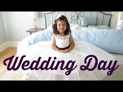 THE BIG DAY! - September 24, 2016 -  ItsJudysLife Vlogs thumbnail