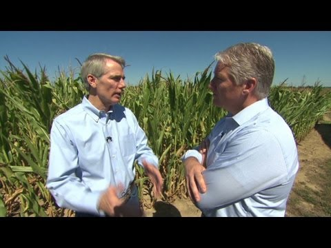 John King interviews Rob Portman