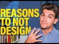 4 Reasons to Not Become a Graphic Designer
