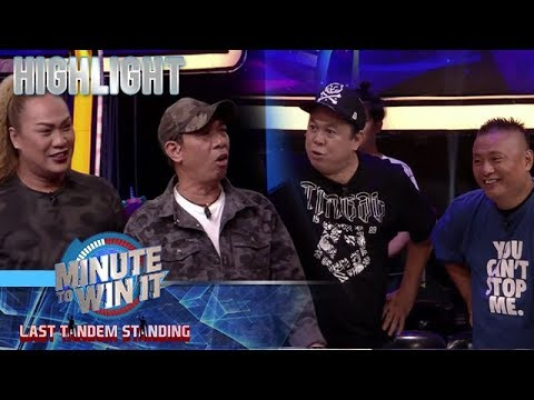 Empress, nahuling may ibang babae si Long Mejia | Minute To Win It from YouTube · Duration:  4 minutes 6 seconds