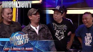 Dennis at Andrew E , may offer kay Luis para tanggalin sina Negi at Long | Minute To Win It