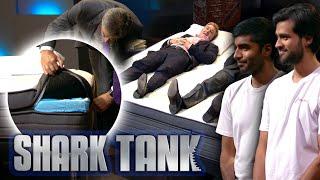 "Aerospace Engineer Pitches ""The Most ADVANCED Mattress On The Market!"" | Shark Tank AUS"