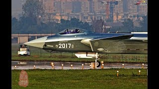 just How Good Is China's New J-20 Stealth Fighter?