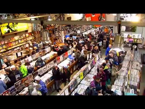 Record Store Day 2016 - Twist & Shout - Denver, CO