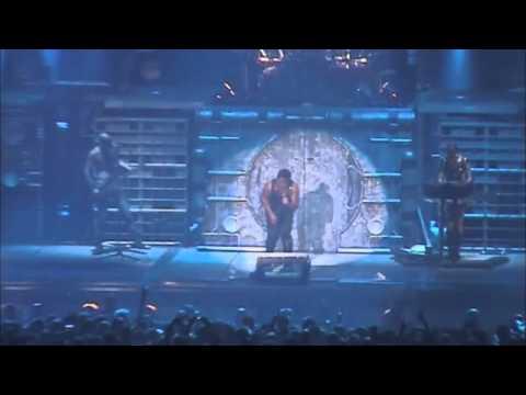 Rammstein - Stein Um Stein (Live France 2005)
