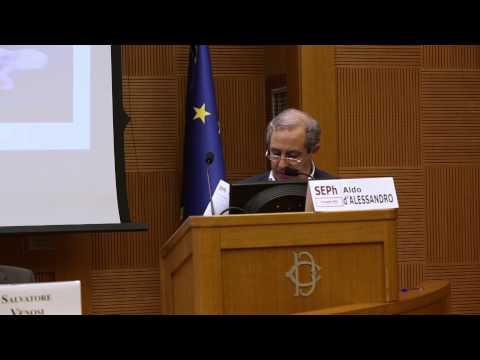 Presentazione a Montecitorio del progetto SEPH