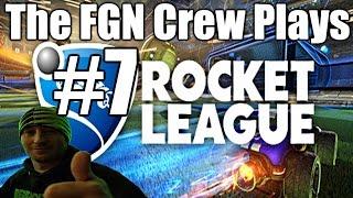 The FGN Crew Plays Rocket League #7 Money Shot