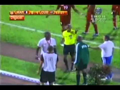 Martinique vs Cuba - Group H - Digicel Caribbean Cup 2010