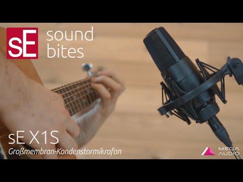 SoundBites: sE X1S