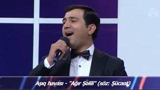 Babək Niftəliyev və Sədaqət Ulduz - Ağır Şəlili (Nanəli)