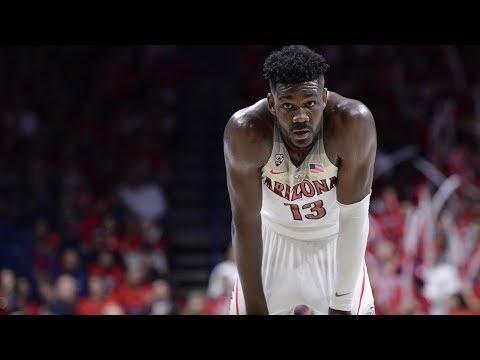 DeAndre Ayton 2017-2018 Season Highlights ᴴᴰ | Arizona Wildcats | 20.1 PPG, 11.6 RPG, 1.9 BPG