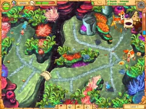 Island Tribe 5 iOS   Android Gameplay HD  