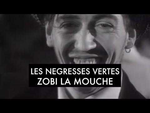 Les Négresses Vertes - Zobi La Mouche (Clip Officiel)