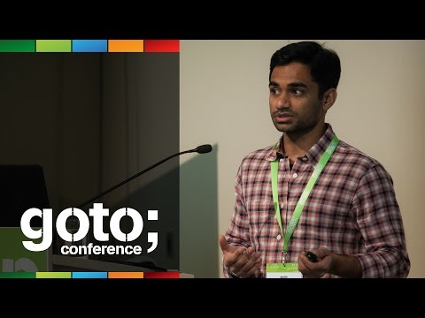 GOTO 2016 • Applied Data Science & Engineering for Local Weather Forecasts • Nikhil Podduturi