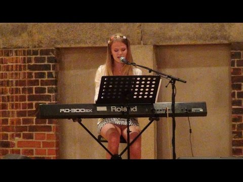 "MKTO ""Wasted"" - Live Cover by Renée Risberg"