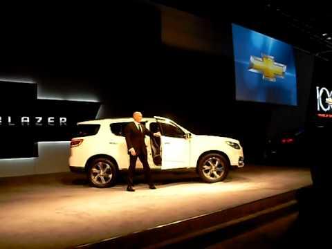 2011 Dms Chevrolet Trailblazer Concept Youtube