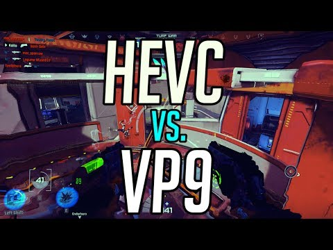 Is HEVC Ready For The MAINSTREAM? | HEVC Vs. VP9 Vs. H.264 Codec Showdown