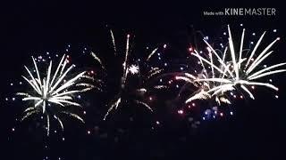 Фестиваль фейерверков в Братеево- это чудо!!!)))