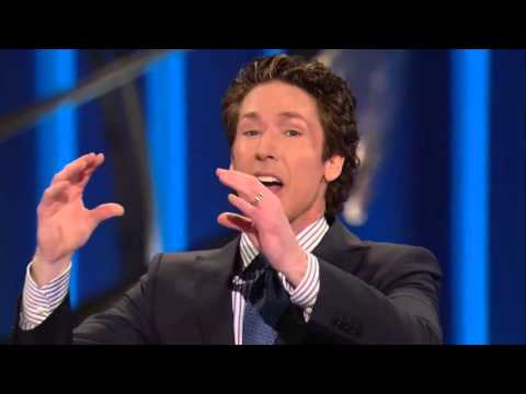 Power Of The Blood of Jesus-Joel Osteen