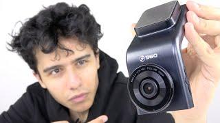 PİYASANIN EN AKILLI ARAÇ KAMERASI (360 G300 Araç İçi Kamerası)