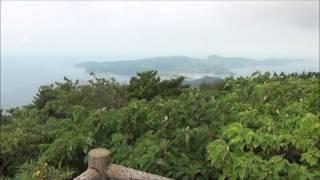 平戸島最高峰 安満岳