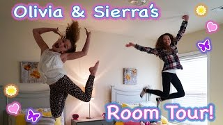 NEW Room Tour! (Sierra & Olivia) thumbnail