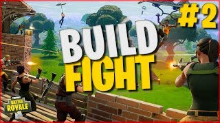 BUILD FIGHT COMPILATION #2 - FORTNITE BATTLE ROYALE