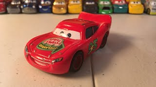 McQueen Monday! Smell Swell Lightning McQueen diecast review