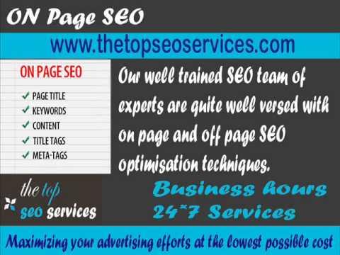 The Best SEO Company - Top SEO Company - Website High Rankings
