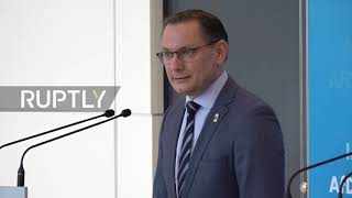 Subscribe to our channel! rupt.ly/subscribealternative for germany's (afd) parliamentary leader alexander gauland and co-party tino chrupalla responde...